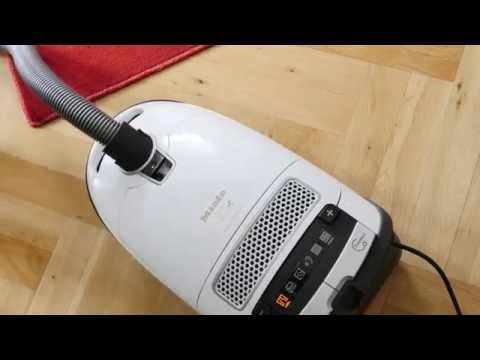 Miele S8340 Ecoline Staubsauger - Test & Review