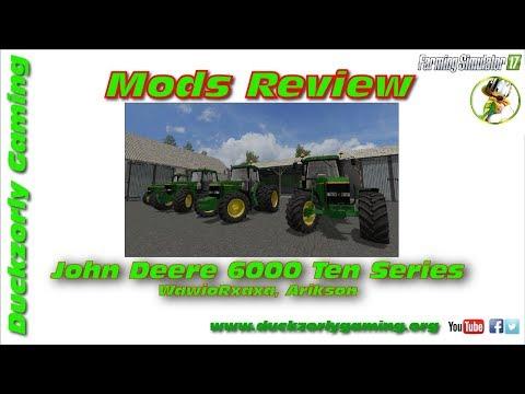John Deere 6000 Ten Series v1.0