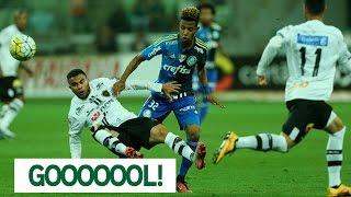 Jean, Rafael Marques e Tche Tche marcaram para o Verdão na vitória por 3 a 0 contra o Botafogo-PB, pelas oitavas de final da Copa do Brasil. ------------ Ass...