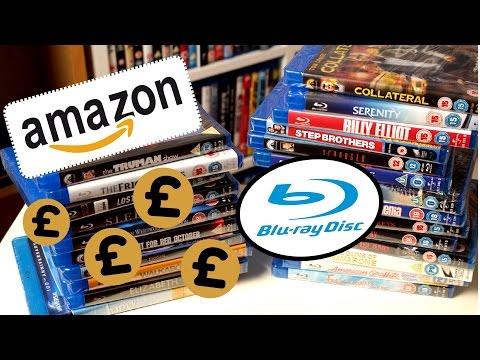 AMAZON PRICE GLITCH - Blu-ray Haul (24 films!)