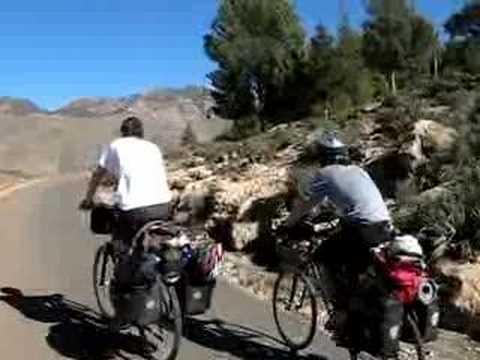 Descubrir Marruecos en Bici... Un sueño