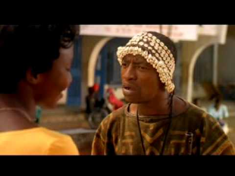 Swahili movie with English captions: THE WARRIOR (Global Dialogues)