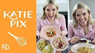 3 Courses in 30 Minutes | #WaitroseNo1 | Katie Pix by Katie Pix