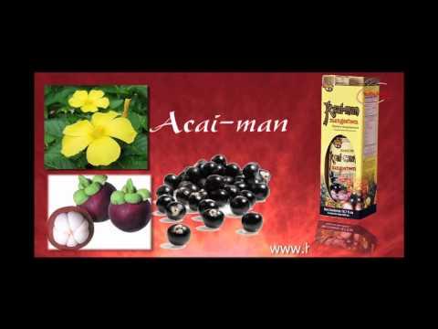 Healthy People Co Acai-man