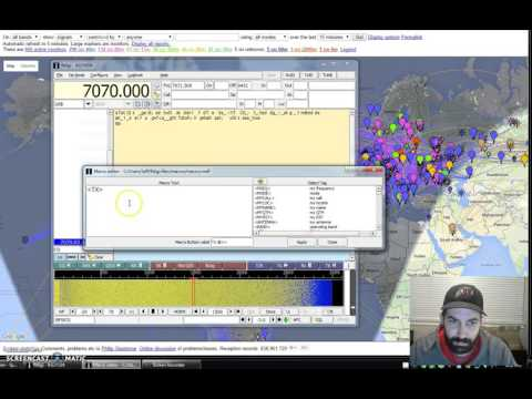 Ham Radio: FLDigi: PSK31 - A Beginners fldigi PSK31 High Level Introduction