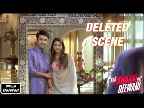 Morning of Haldi Ceremony - Yeh Jawaani Hai Deewani - Deleted Scenes