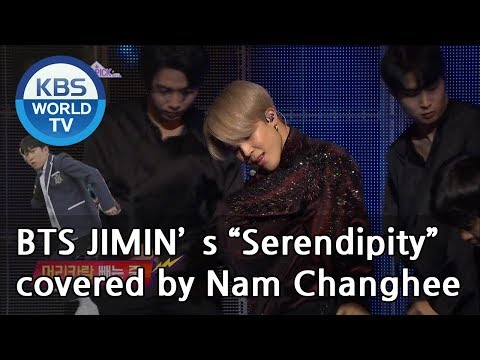 "BTS JIMIN's ""Serendipity"" covered by Nam Changhee [Happy Together/2019.03.07]"