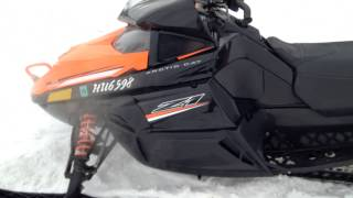 7. 2010 Arctic Cat Z1 Turbo LXR
