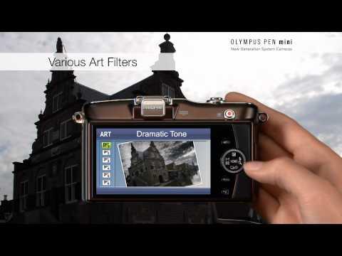 Olympus PEN Mini E-PM1 - Features