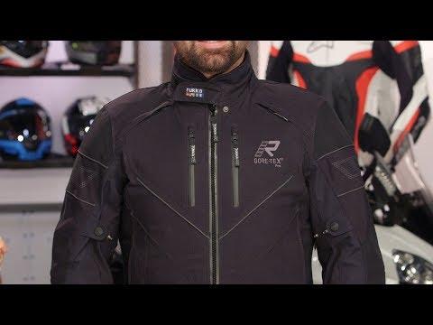 Rukka Realer Jacket Review at RevZilla.com