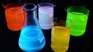 Люминофоры и флуорисценция