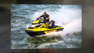 8. 2015 Sea-Doo RXT X aS 260