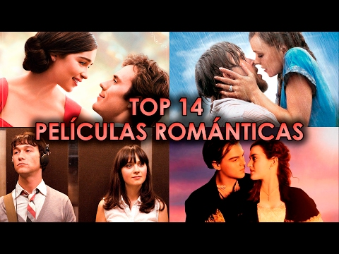 TOP 14 PELICULAS ROMANTICAS | MEJORES PELICULAS DE AMOR SAN VALENTIN 2017 | WOW QUE PASA
