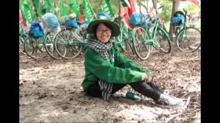 Clip 4 Chặng Hành Trình Xanh Xuyên Việt 2013