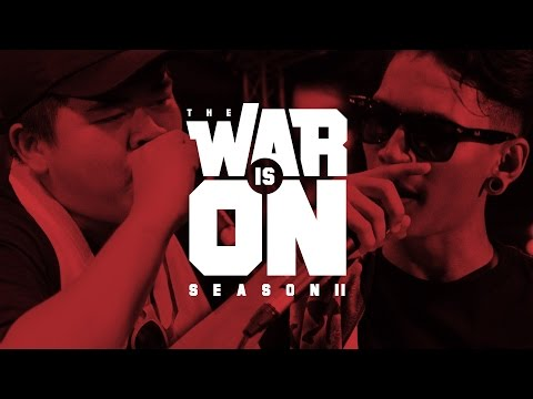 THE WAR IS ON SS.2 EP.9 - MAIYARAP VS ZO9 | RAP IS NOW