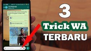 Video 3 Fitur WHATSAPP TERBARU !!! Keren Loh Sob, Udah Tahu Belum ???... MP3, 3GP, MP4, WEBM, AVI, FLV Oktober 2018