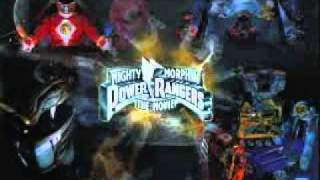 Mighty Morphin Power Rangers The Movie - Theme Song