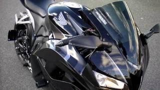 10. 2009 Honda CBR600RR overview