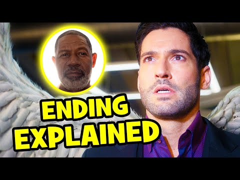 LUCIFER SEASON 5 Ending Explained, Part 2 & SEASON 6 Theories