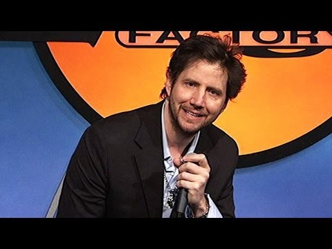 Jamie Kennedy - Japan Flight