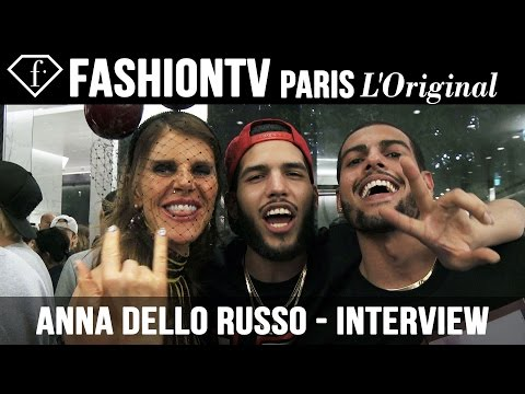 Anna Dello Russo – Special Interview for Vogue Japan's 15th Anniversary | FashionTV