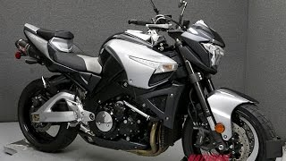4. 2008  SUZUKI  GSX1300B B-KING  - National Powersports Distributors