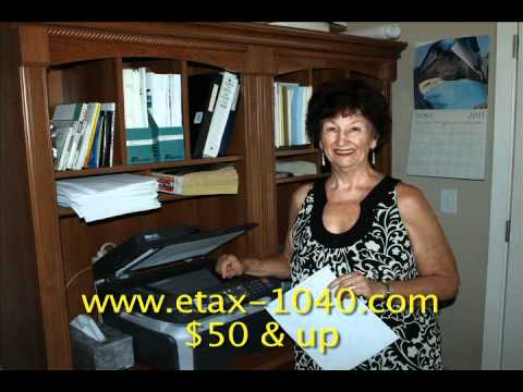 Low cost tax preparation