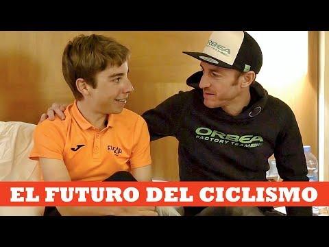 El futuro del ciclismo  Ibon Zugasti
