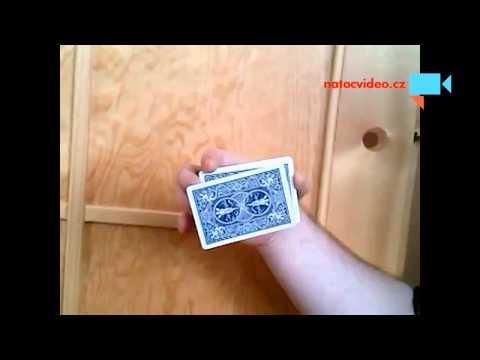 Levitace karty