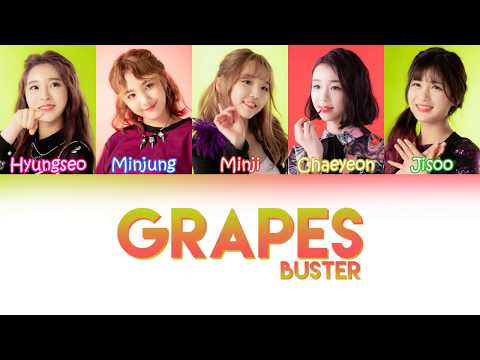 "BUSTERS (버스터즈) - ""GRAPES"" 