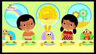 Video What A Beautiful Day (comida) (español) (babytv) MP3, 3GP, MP4, WEBM, AVI, FLV Juli 2018