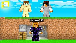 Minecraft Speedrunners VS 4 Hunters (Block Armor Mod)