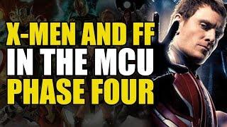 Video The MCU X-Men And Fantastic Four: Phase Four MP3, 3GP, MP4, WEBM, AVI, FLV Agustus 2018