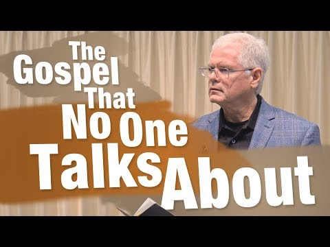 The Gospel That No One Talks About