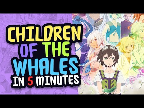 Children of the Whales Review in 5 Minutes