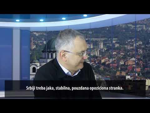 Шутановац: ДС је носећи стуб свих промена у Србији! (24.01.2018.)