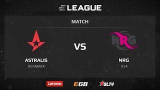 Astralis vs NRG, game 1