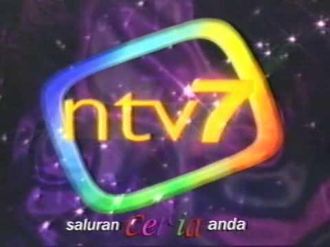 Classic NTV7 Logo (видео)