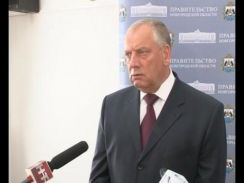Новость часа: Губернатор области провел традиционный брифинг для журналистов