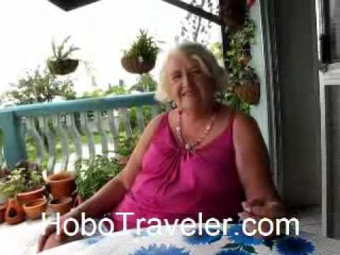 Part 2 - Tela Honduras Interview with Liz Living in in a 220 USD  Per Month Apartment