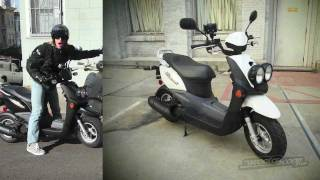10. 2012 Yamaha Zuma 50f Preview
