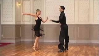 Franco & Oxana's Basic Samba Routine