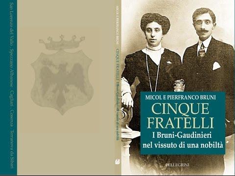 In anteprima nazionale a Bari presentato il romanzo di Micol e Pierfranco Bruni