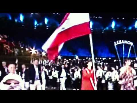 Lebanon at the London Olympics