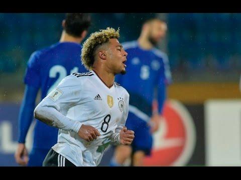 San Marino vs Germany  0-8 ■ all Goals & Extended Highlights 11/11/2016