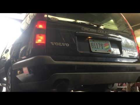Volvo T5 V70 XC straight piped for $0