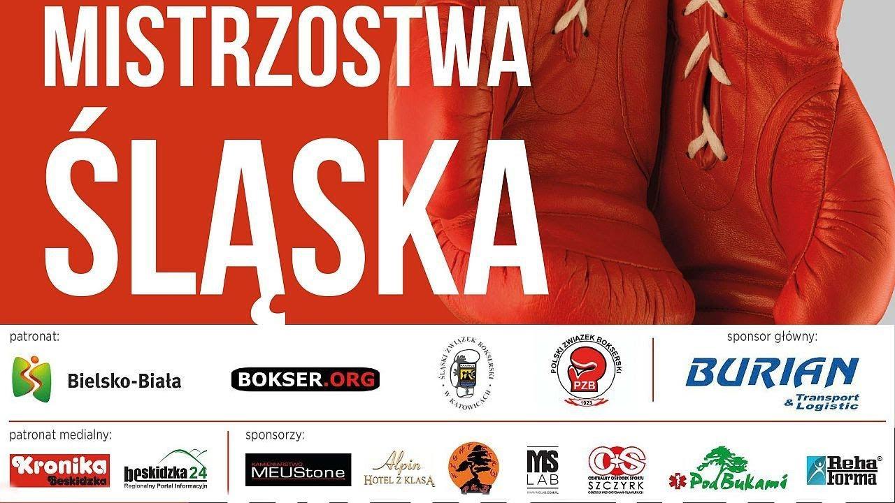 Mistrzostwa Śląska w Boksie 2018