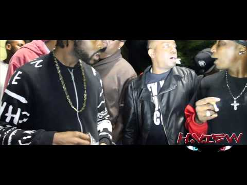 D.CHAMBERZ Ft. UNCLE MURDA (BTS) In Coney Island Part # 3