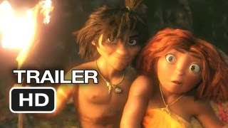 Nonton The Croods Trailer 2  2013    Emma Stone  Ryan Reynolds Movie Hd Film Subtitle Indonesia Streaming Movie Download