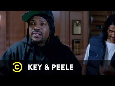 KEY & PEELE (STARRING MEKHI PHIFER) | SNITCH @KeyAndPeele @MekhiPhifer